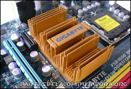 Chipset de control