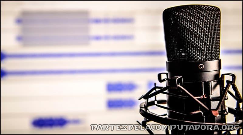 Micrófono de pc