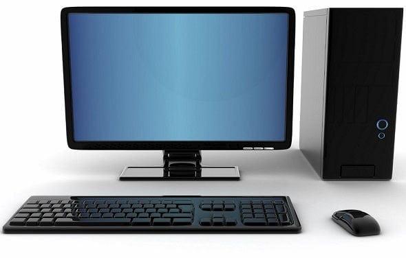 Partes de una computadora externas