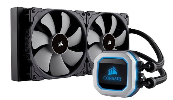 Fan Cooler Refrigeración líquida PC