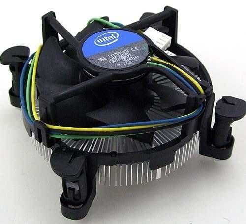 Fan Cooler con los Disipadores de CPU