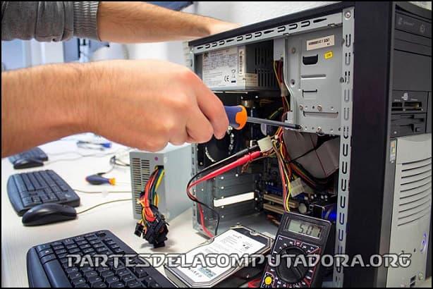 computadora partes internas