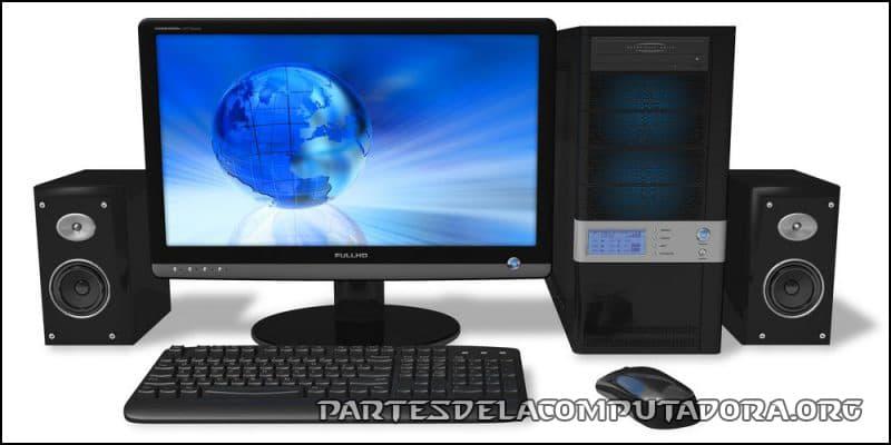 Partes de la computadora externas