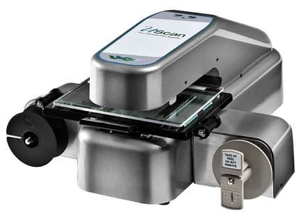 Escáneres para microfilm