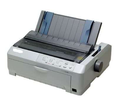 Impresoras de Matriz de Puntos