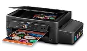 características de la impresora