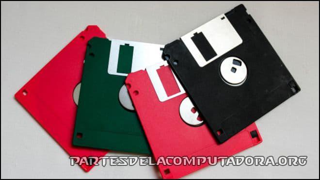 Que es un disquete