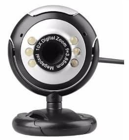 Que es una cámara web y como se define