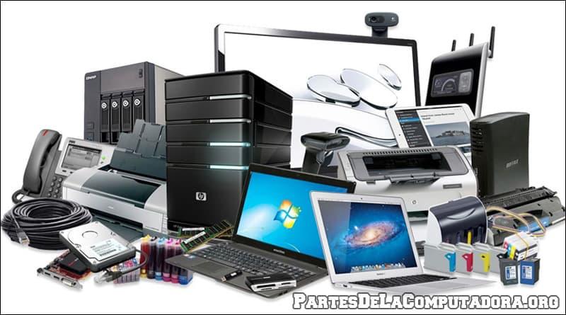 Dispositivos para computadora