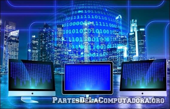 Códigos binarios en las computadoras