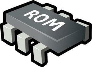 Para que sirve la ROM