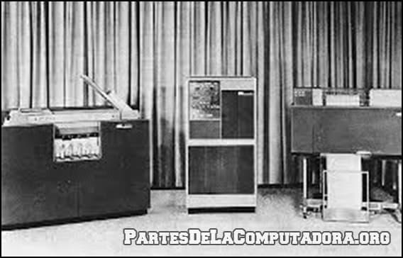 Segunda generacion de computadores